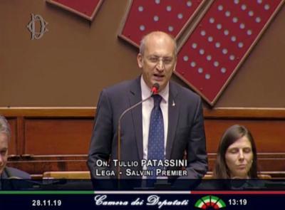 """Pacchetto sisma, Patassini (Lega) agli onorevoli del Pd e M5S: """"Basta bugie, agite concretamente"""""""