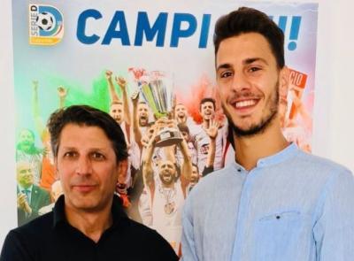 Serie C, Edoardo Baraboglia è il primo arrivo in casa Matelica