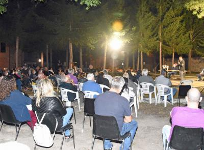 """Pieve Torina, """"ricostruzione e scelte per il futuro"""": il Sindaco Gentilucci incontra i cittadini"""