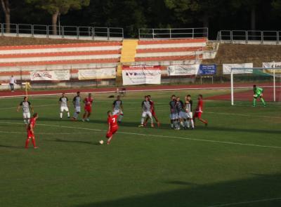L'Ascoli batte per 4-1 il Matelica nell'amichevole di lusso dell'Helvia Recina