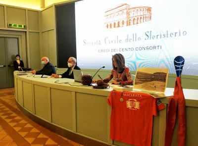 """Macerata, i 200 anni dello Sferisterio: """"Nato durante una pandemia, simbolo di ripartenza"""""""