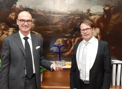 """Banco Marchigiano 'Eccellenza dell'Anno': """"riconoscimento che viene dal territorio"""""""