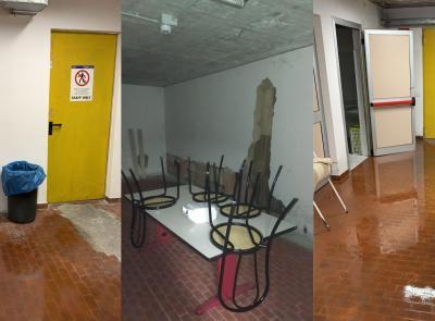 Macerata, la zona ristoro per dipendenti diventa off-limits: l'APM chiude le porte all'ex ParkSì (FOTO)