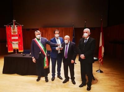 Tolentino, Giorno della Memoria: consegnate le medaglie d'onore ai familiari dei deportati