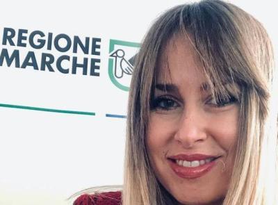"""Regione Marche, Giorgia Latini positiva al Covid: """"Ho sintomi lievi"""""""