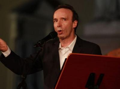 Macerata, Roberto Benigni ospite virtuale di Unimc: l'appuntamento è per il 30 aprile