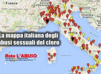 Minori vittime di preti pedofili: 298 i procedimenti aperti in Italia, in 144 accertata la colpevolezza