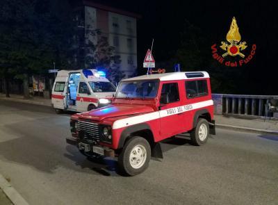 Dramma a Matelica, precipita dal ponte di San Rocco: muore un giovane