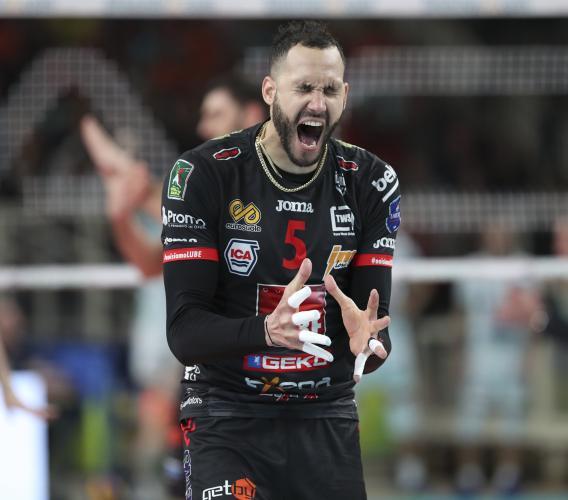 Lube Civitanova, sold out all'Eurosuole Forum per la sfida contro Modena