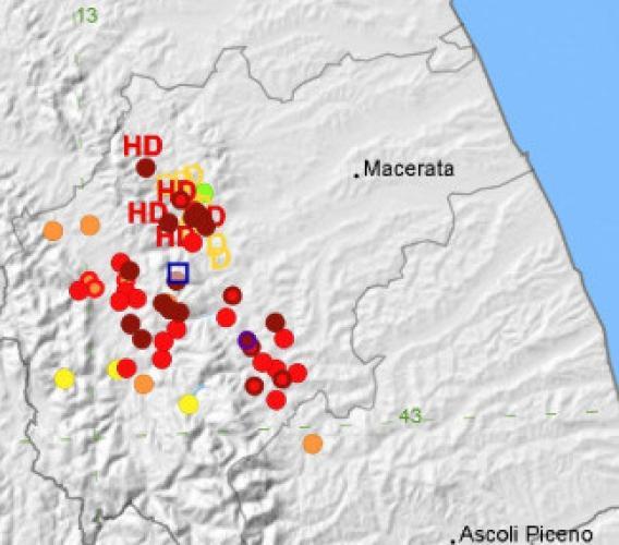 """Terremoto """"di Camerino"""" Mw 6.1: nell'estate del 1799 l'Italia centrale era un campo di battaglia"""