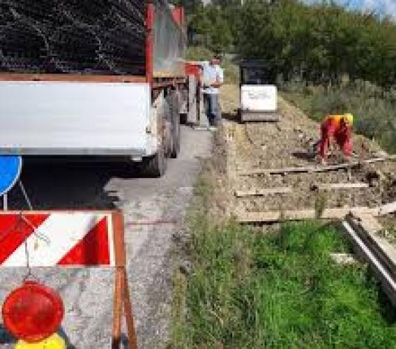 Provincia, approvati quattro progetti per la sistemazione di strade per tre milioni e mezzo di euro