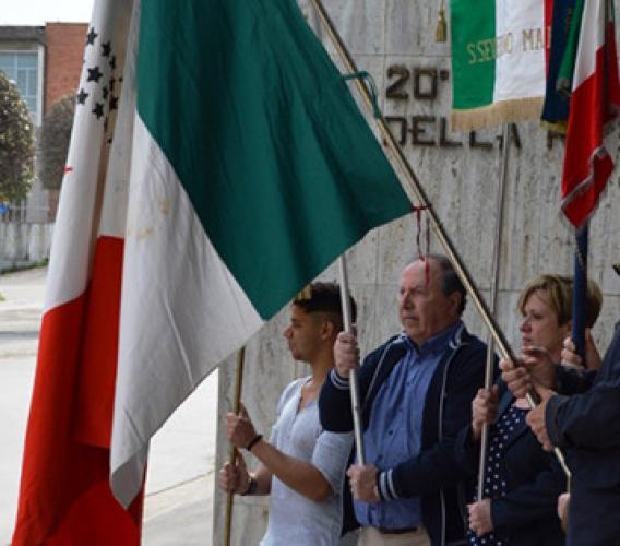San severino, 25 Aprile: manifestazione al monumento alla Resistenza e Marcia sui sentieri della memoria