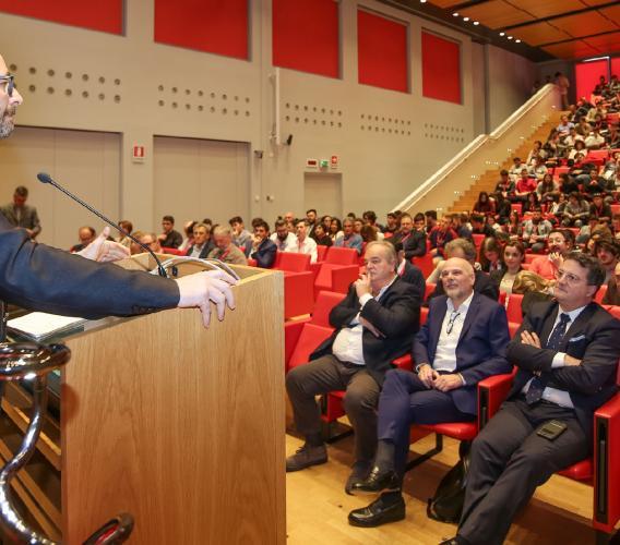Consegnati 50 diplomi ai corsisti della Fondazione Its Recanati: presenti oltre 200 studenti delle scuole superiori