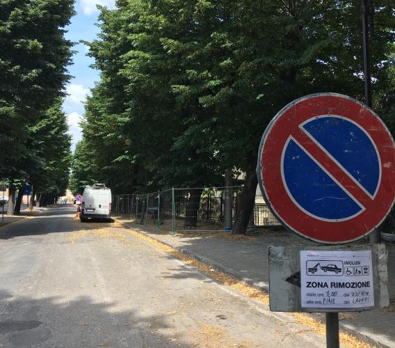 Tolentino: incontro con i residenti per illustrare i lavori di riqualificazione di viale Giacomo Matteotti