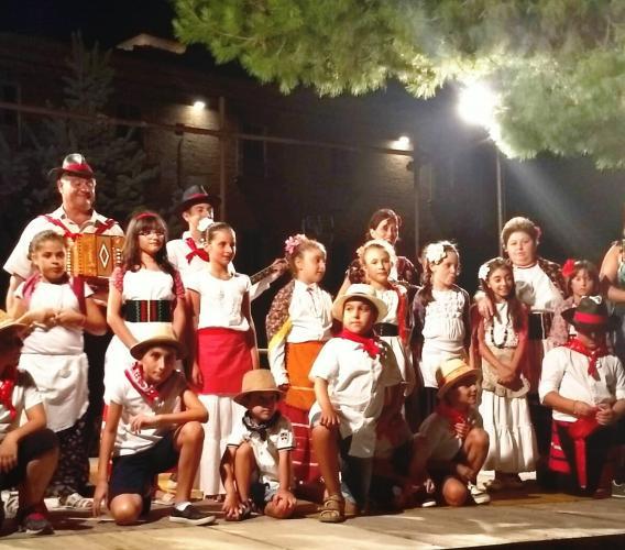 """Montecosaro, """"San Lorenzo in allegria"""" grazie alla musica e alla danza dell'associazione """"Li Matti de Montecò"""""""