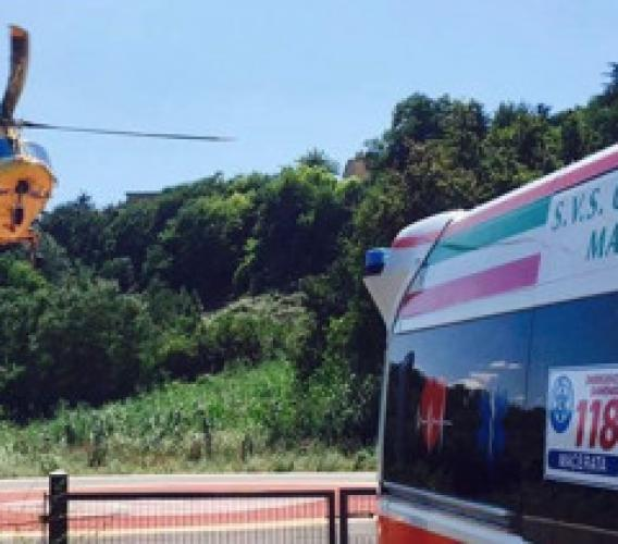 Manovre salvavita, a lezione con la Croce Verde di Macerata