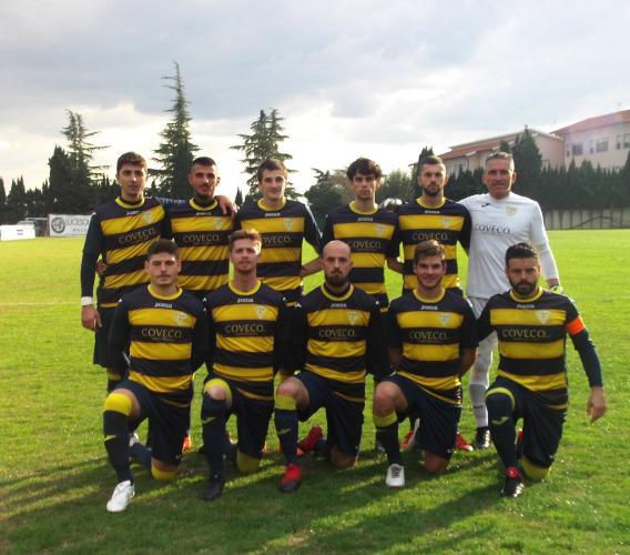 Il Villa Musone esce sconfitto nel derby contro l'Osimana