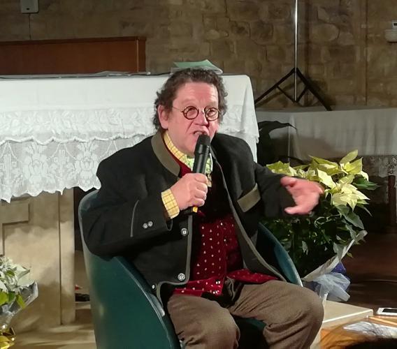 Successo di pubblico per Philippe Daverio a Loro Piceno