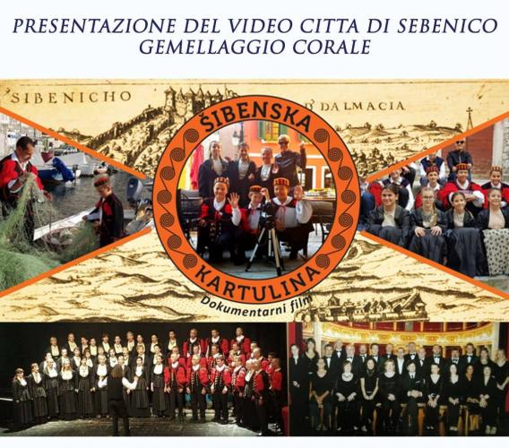 """Mogliano, la corale di Sebenico in concerto nell'evento """"Quello che il mare divide, la musica unisce"""""""