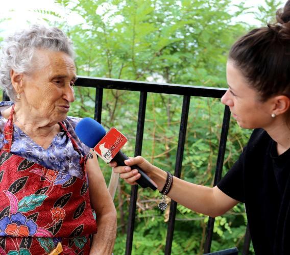 """Sant'Angelo in Pontano, la rinascita del Ristorante Duilia dopo il sisma del 2016: """"Anche a 90 anni è possibile ripartire"""" (FOTO E VIDEO)"""