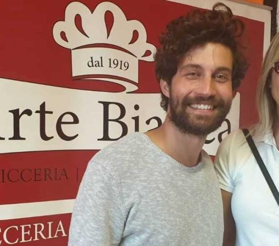 Corridonia, oltre 850 persone al casting per la nuova web serie di Simone Riccioni: tra loro anche Maja Gnjidic Verdecchia