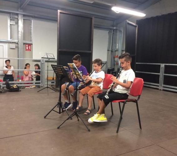 Riparte la scuola di musica a Caldarola
