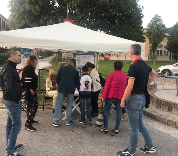 """Oltre 6000 firme a sostegno di Matteo Salvini, Arrigoni: """"Nelle Marche successo straordinario"""" (FOTO)"""