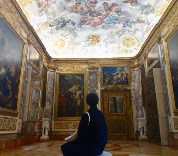 Macerata, i bambini diventano gli speaker delle audio guide di Palazzo Buonaccorsi
