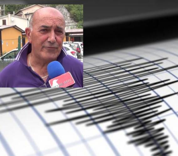 """Scossa di magnitudo 3.3 con epicentro Monte Cavallo. Il sindaco: """"Piove sul bagnato"""""""