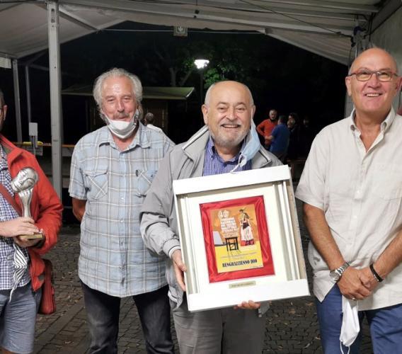 """Treia, la commedia """"Rengrazziènno Ddio!"""" premiata a Bolzano"""
