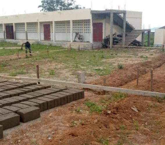"""""""Grazie Fratello"""" arriva in Togo: al via i lavori della biblioteca dedicata a don Peppe (FOTO)"""