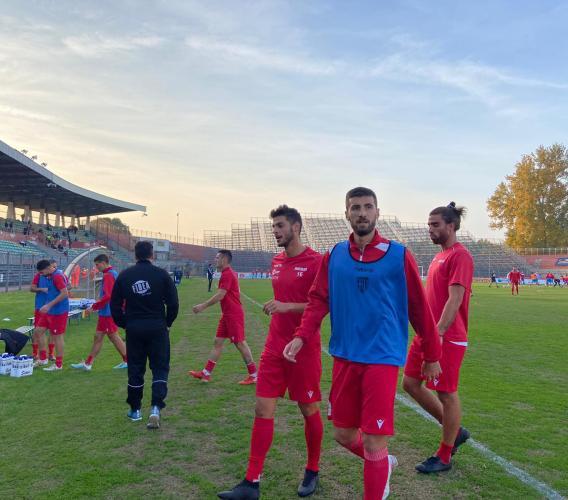 Serie C,  il Matelica affonda in trasferta: cinquina dal Mantova, tripletta di Ganz