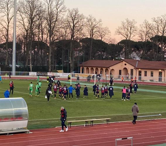 """Serie C, due lampi dell'Imolese abbagliano il Matelica: brutta sconfitta al """"Romeo Galli"""""""
