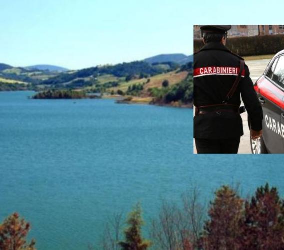 Cingoli, furto di canoe sul lago Castreccioni: denunciato il titolare di una baita