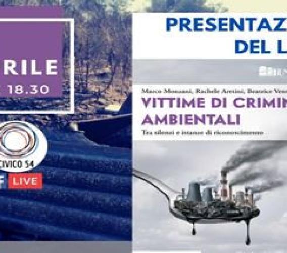 Vittime di crimini ambientali: anche nelle Marche reati ambientali in aumento, alcuni collegati allo smaltimento delle macerie del sisma 2016