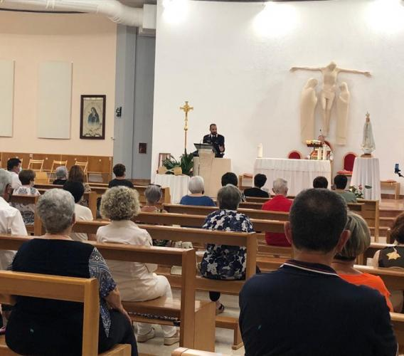 Truffe agli anziani: continua la campagna prevenzione dei carabinieri durante le messe