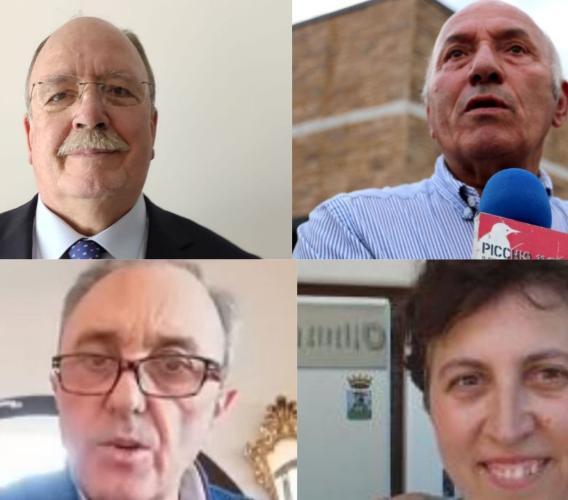 Bolognola, Esanatoglia, Castelraimondo e Muccia: ecco i nuovi Consigli Comunali