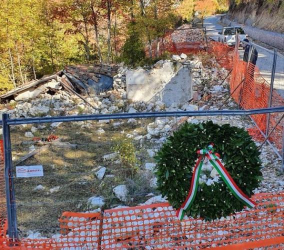 Cimitero di Castel Murato a Ussita: tavolo tecnico comune regione per definire il futuro