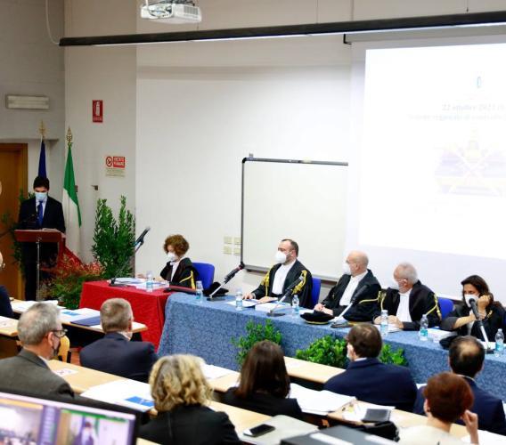 """Corte dei Conti, parificato Rendiconto generale Regione Marche: """"Consapevoli rilevanza del giudizio"""""""