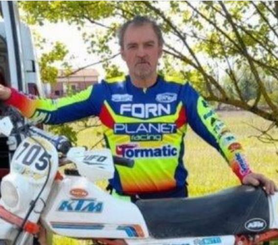 Matelica piange Alecio Mantini: una malattia lo strappa alla vita a 63 anni, domani i funerali
