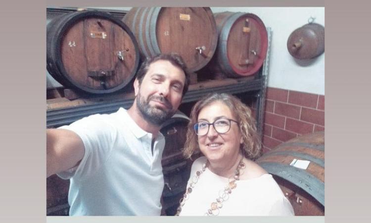 Loro Piceno, la Cantina Tiberi David celebra le proprie eccellenze con il conduttore Marco Di Buono