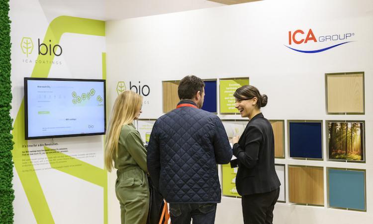 Civitanova, ICA porta le sue innovazioni al SICAM di Pordenone