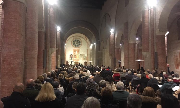 """La magia della FORM all'Abbadia di Fiastra con il concerto """"Vivaldi - Pärt"""""""