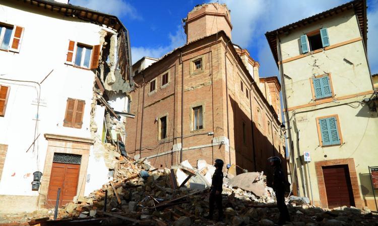Tutela, paesaggio e identità dopo il sisma del 2016: appuntamento con il prof. Birrozzi a UniMC