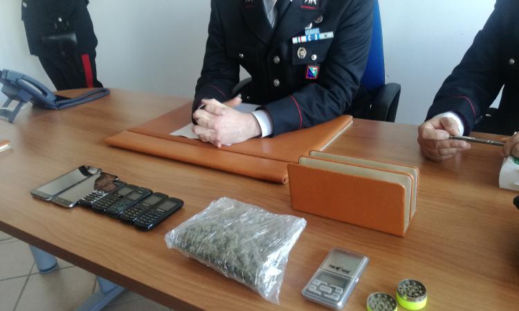 """Tolentino, dal """"droga party"""" all'arresto per spaccio: in manette due 19enni"""