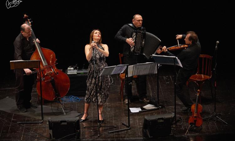 Macerata, la musica per non dimenticare: il Trio Dreidel incontra gli studenti