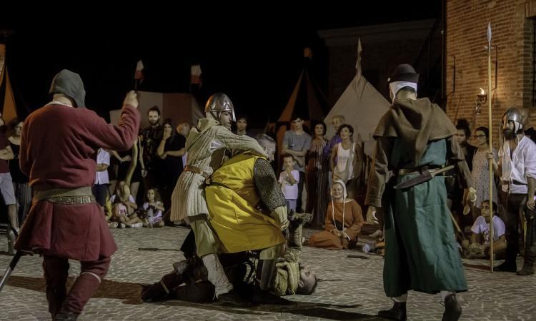 Rievocazione storica Castrum Sarnani, rinviata la 13a edizione: appuntamento al 2021