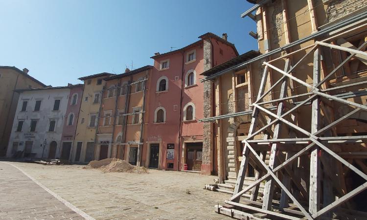 Visso, ricostruzione post-sisma: approvate dalla Giunta le linee di indirizzo