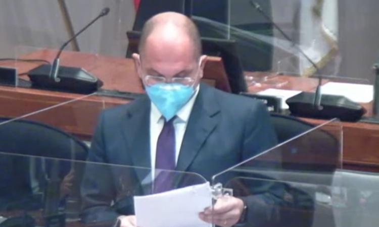 """Marche - Assestamento di bilancio, Castelli: """"Oltre 10 milioni alle attività colpite dal lockdown"""""""