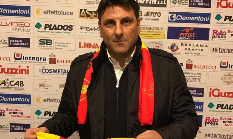 E' Antonio Soda il nuovo allenatore della Recanatese
